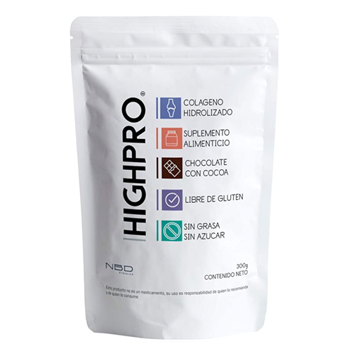 Colágeno Sabor Chocolate NBD