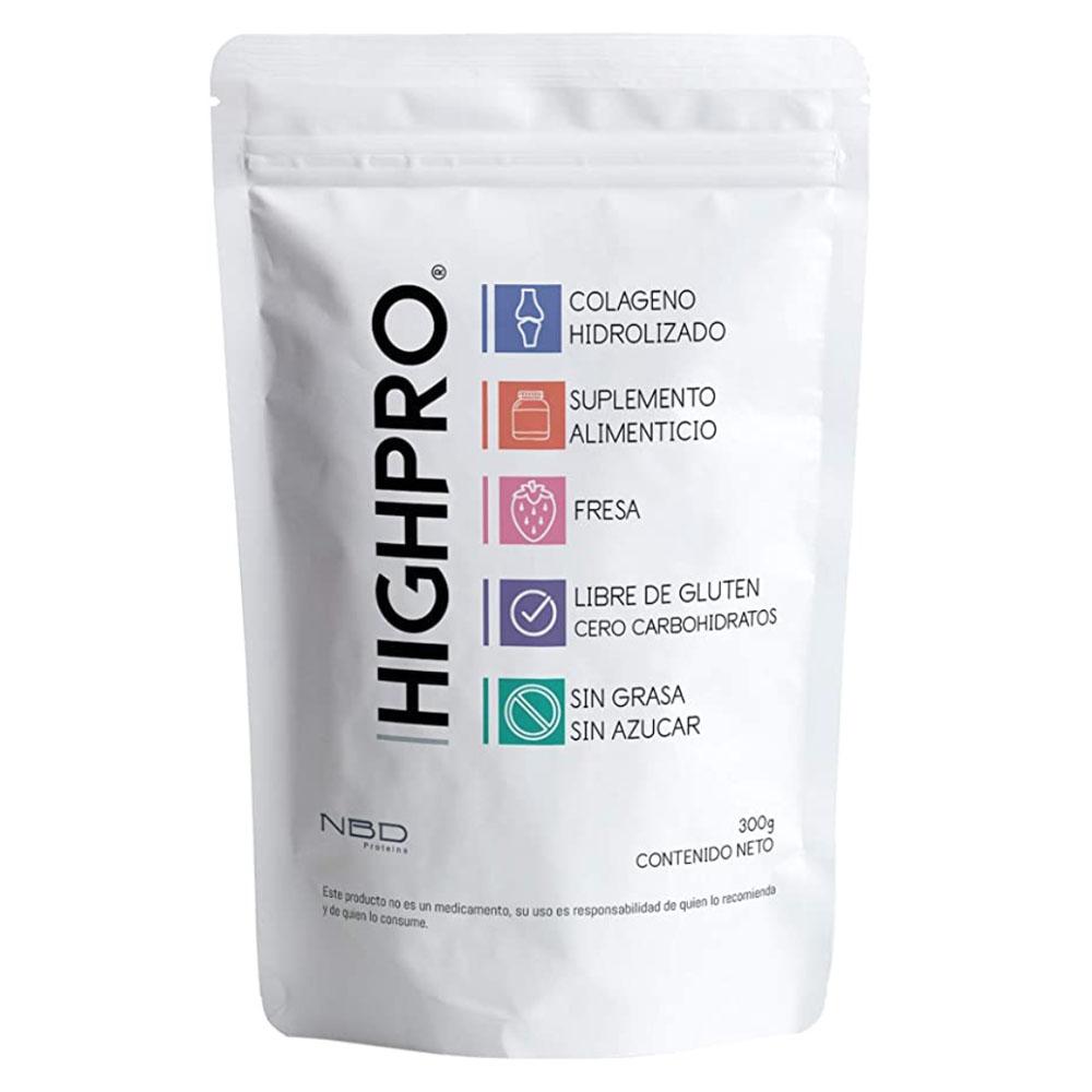 Colageno Hidrolizado Sabor Fresa
