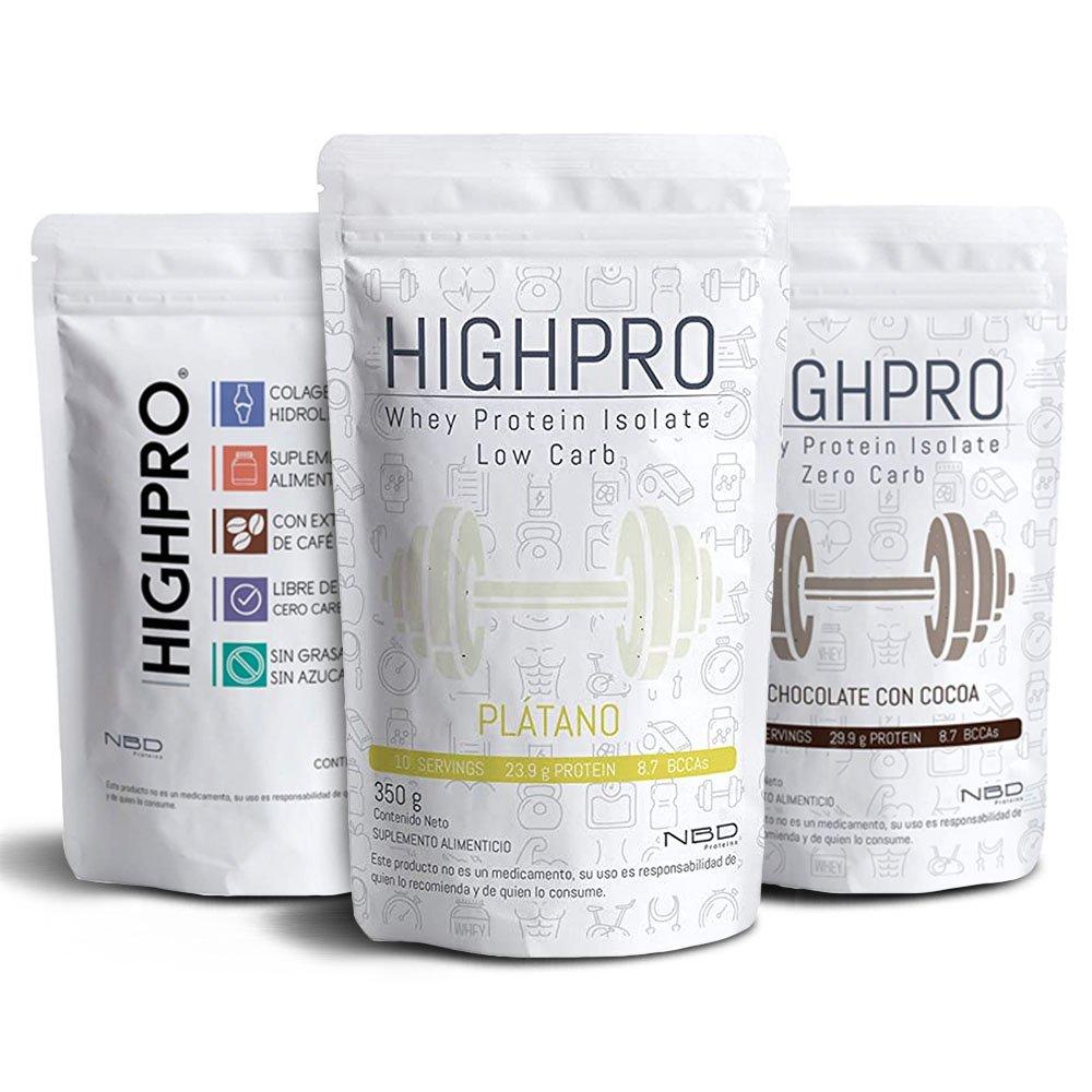 Productos colágeno y proteína